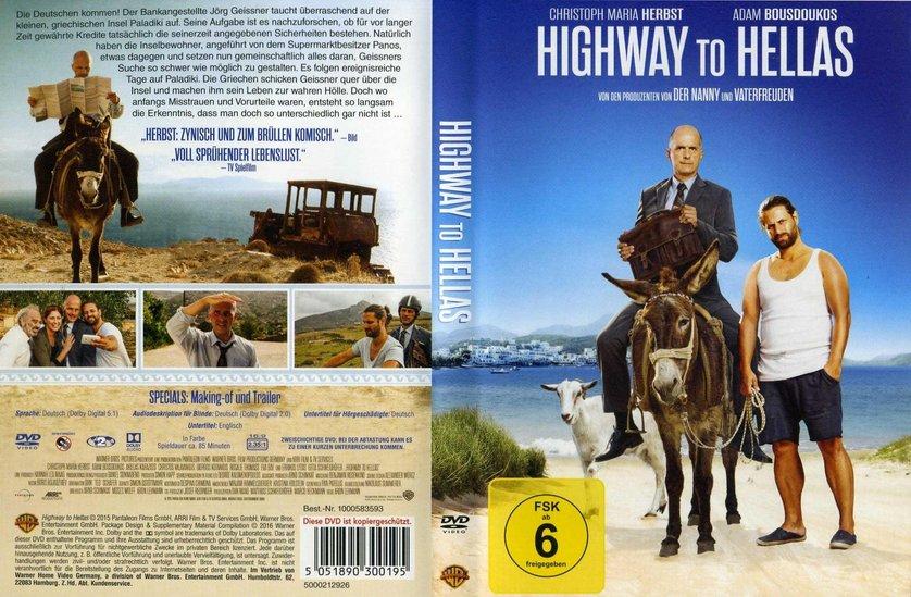 Highway To Hellas Film