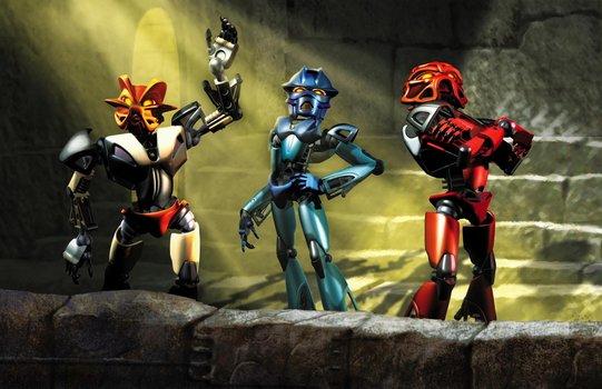 Bionicle 1 - Die Maske des Lichts