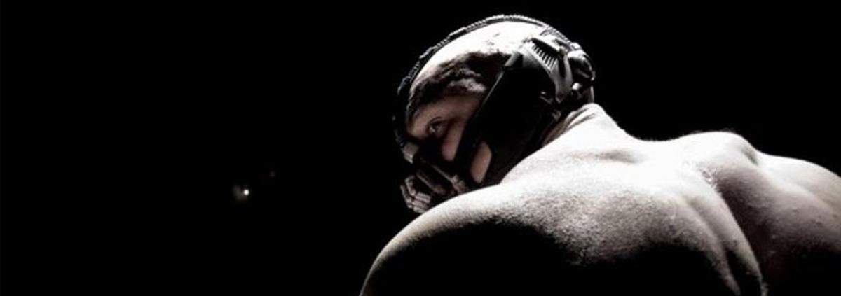 Tom Hardy vs. Batman: Batman stellt sich neuem Gegner: Tom Hardy ist Bane