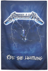 Metallica Ride The Lightning powered by EMP (Flagge)