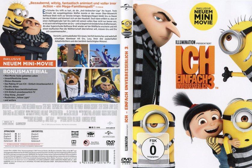 Ich Einfach Unverbesserlich 3 Ganzer Film Deutsch Stream