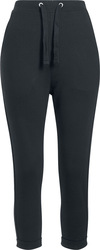 Urban Classics Ladies Open Edge Terry Turn Up Pants powered by EMP (Trainingshose)