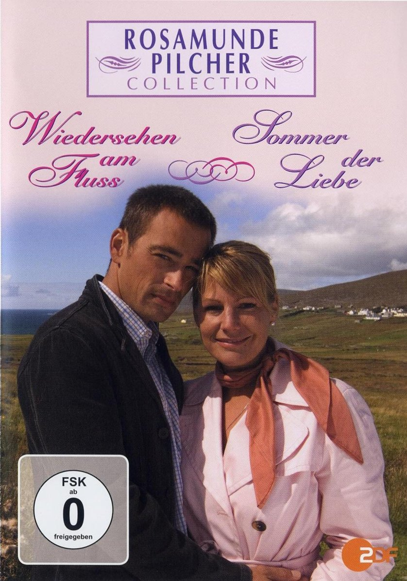 rosamunde pilcher wiedersehen am fluss sommer der liebe dvd oder blu ray leihen. Black Bedroom Furniture Sets. Home Design Ideas