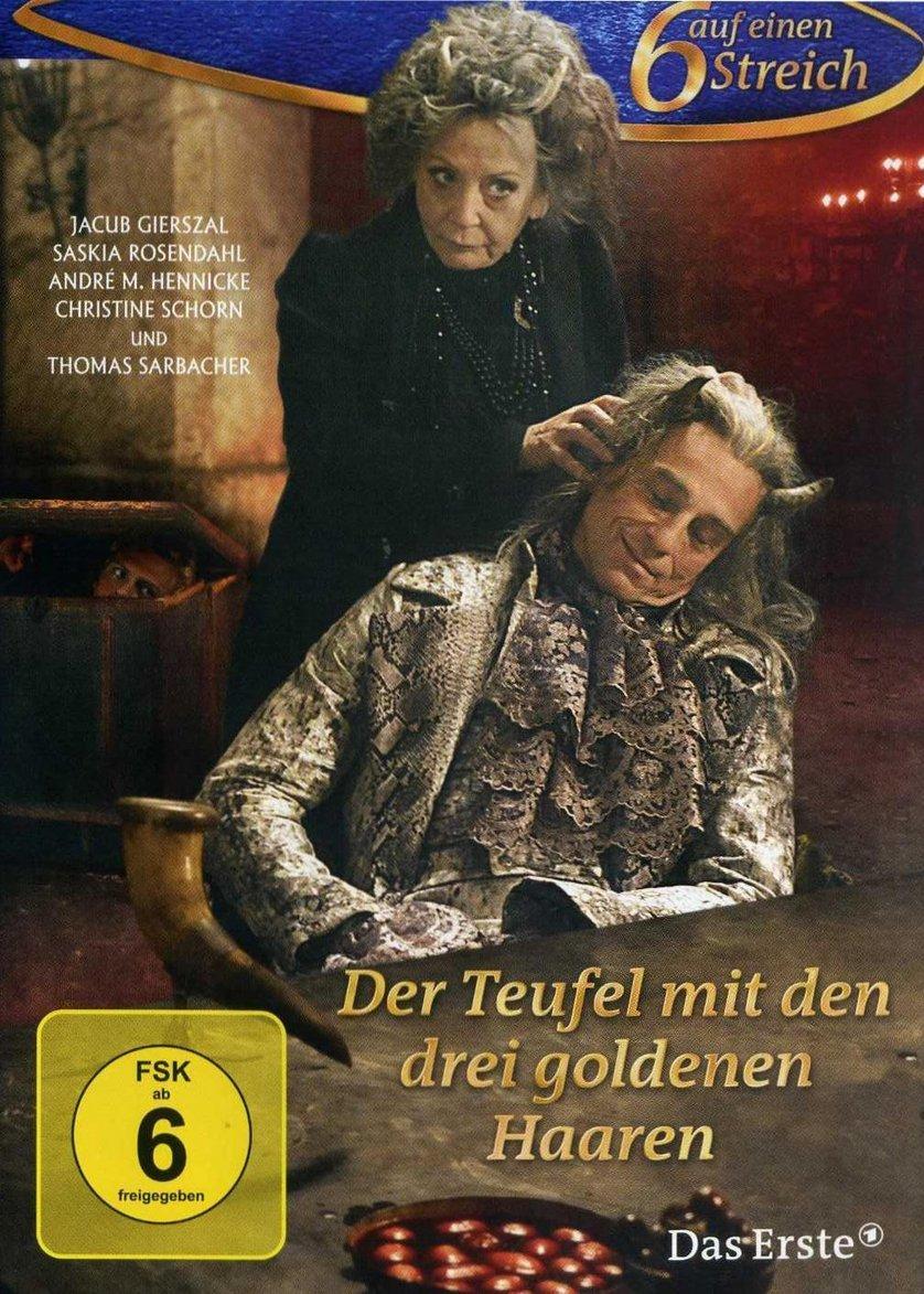 Der Teufel Mit Den Drei Goldenen Haaren Film