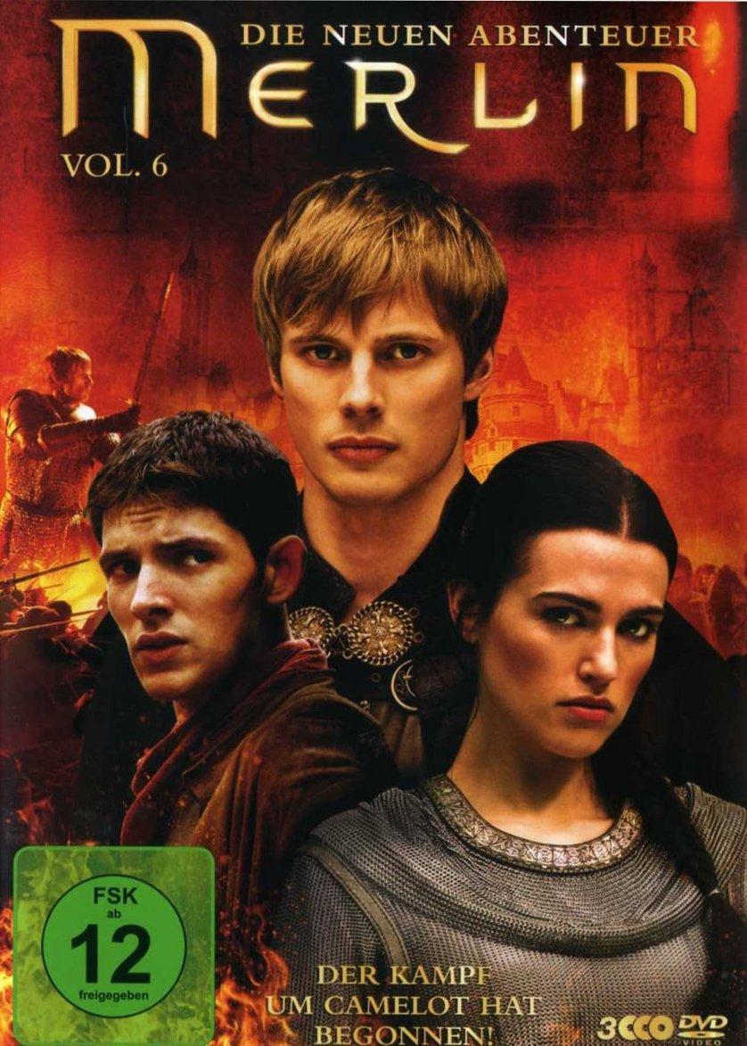 Merlin Die Neuen Abenteuer Staffel 1