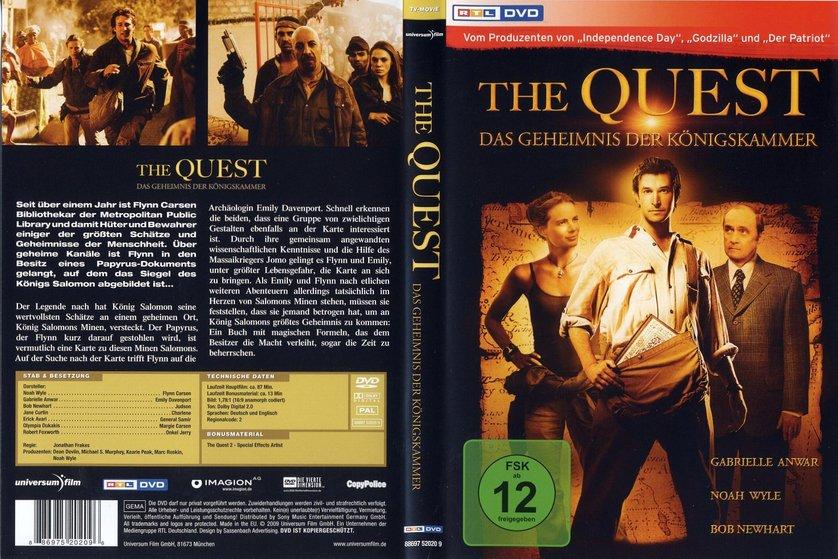 The Quest Das Geheimnis Der Königskammer Stream Deutsch