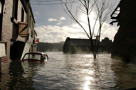 Die Sturmflut