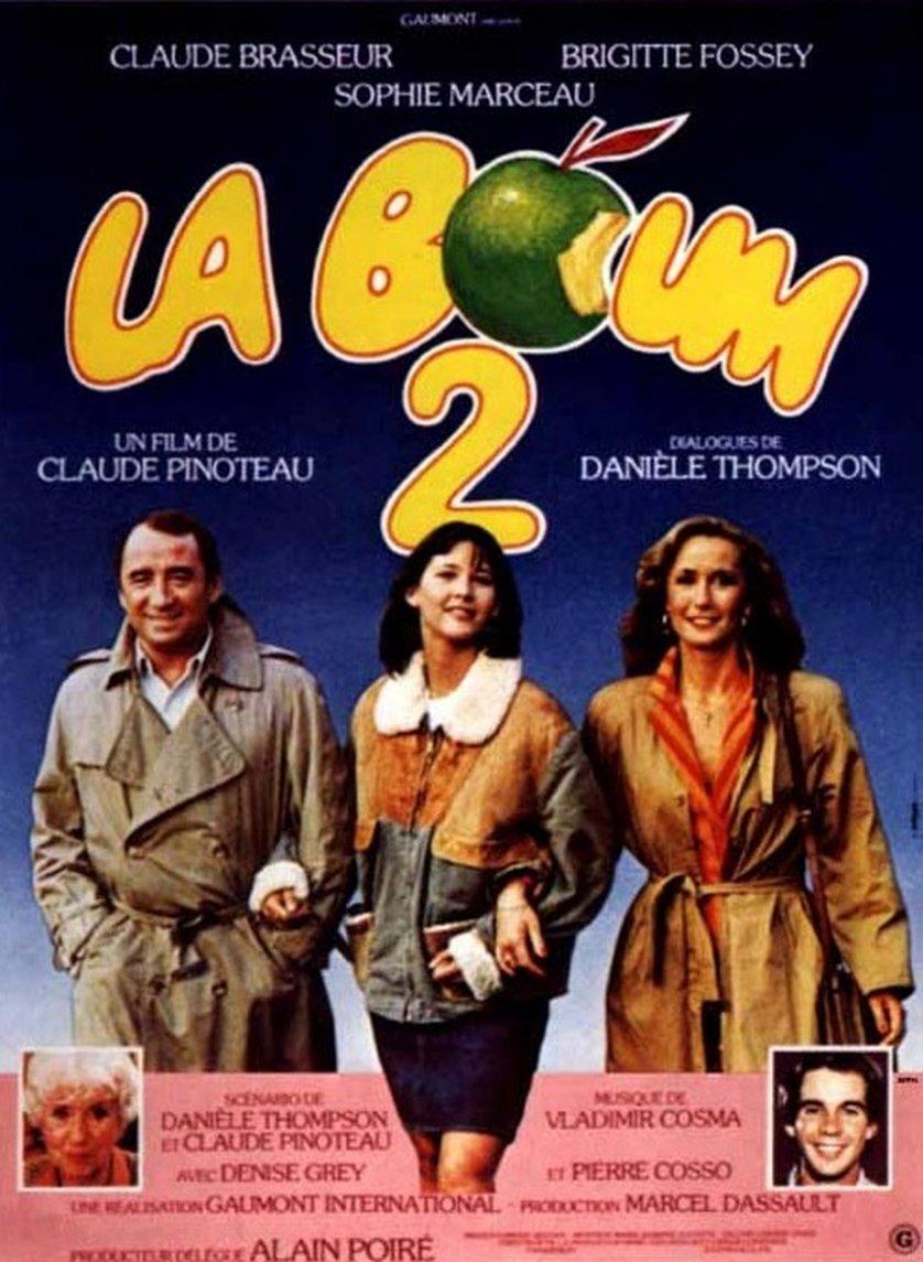 La Boum 2 Dvd Oder Blu Ray Leihen Videobusterde