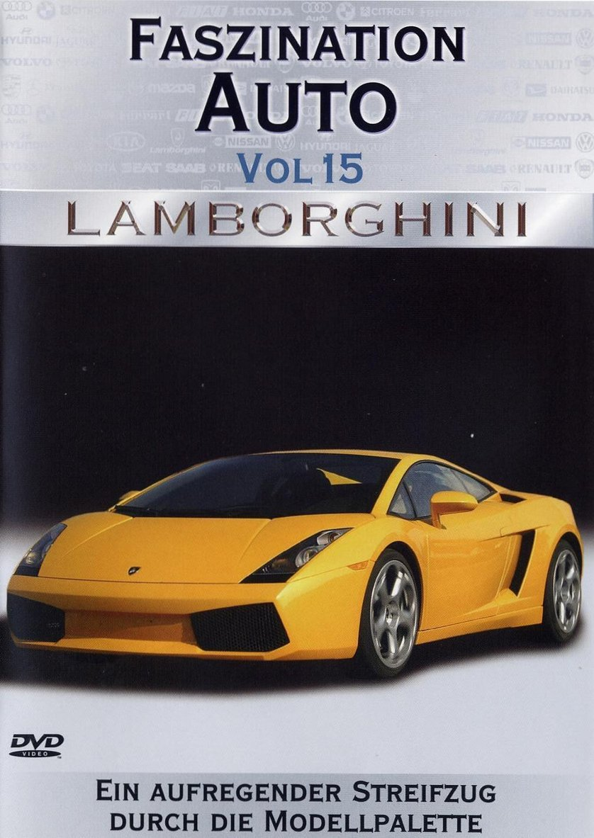 faszination auto 15 lamborghini dvd oder blu ray leihen. Black Bedroom Furniture Sets. Home Design Ideas