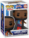 Looney Tunes Space Jam - A New Legacy - LeBron James Vinyl Figur 1059 powered by EMP (Funko Pop!)