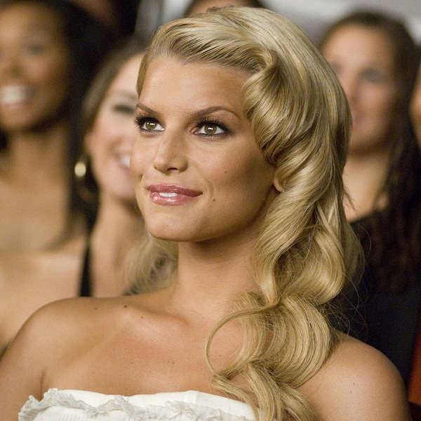 Jessica Simpson in 'Major Movie Star' (2008) © VCL