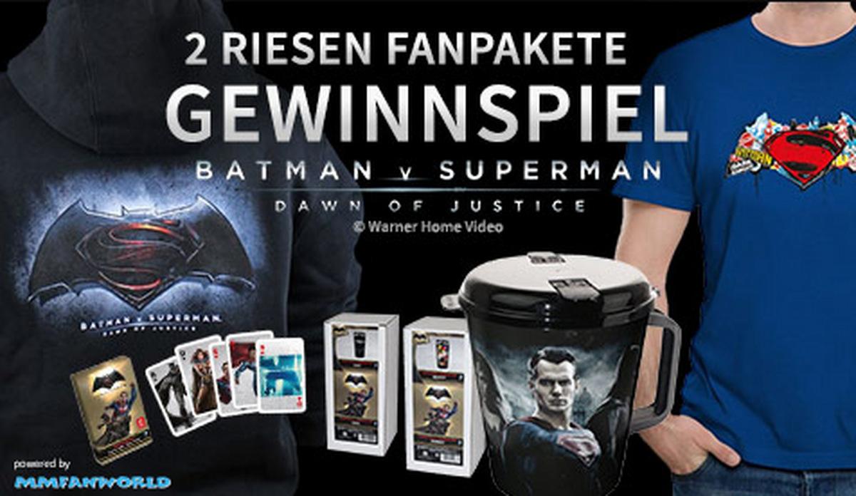Gewinnspiel: Jetzt Fanpaket zum Blockbuster gewinnen!