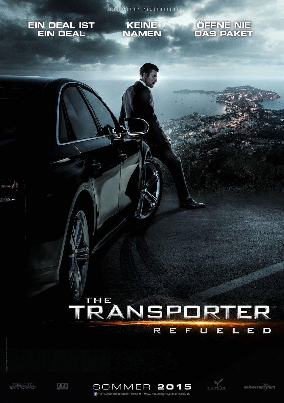 The Transporter Refueled: DVD, Blu-ray oder VoD leihen ...