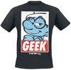 Die Schlümpfe Geek powered by EMP (T-Shirt)