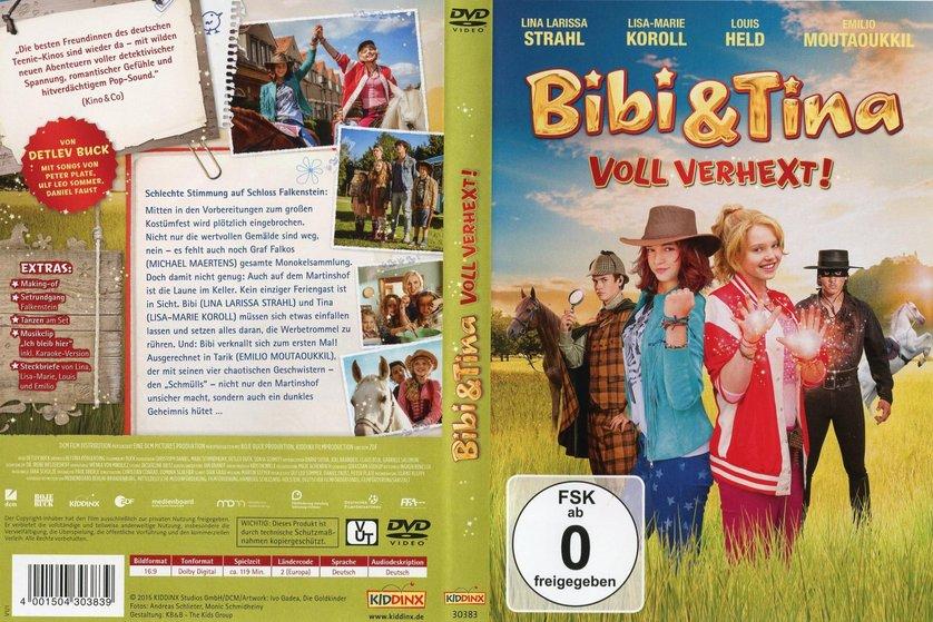 Dvd Bibi Und Tina 2
