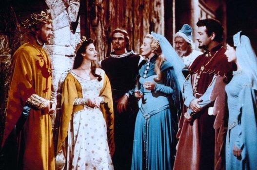Die ritter der tafelrunde dvd oder blu ray leihen - I cavalieri della tavola rotonda film ...