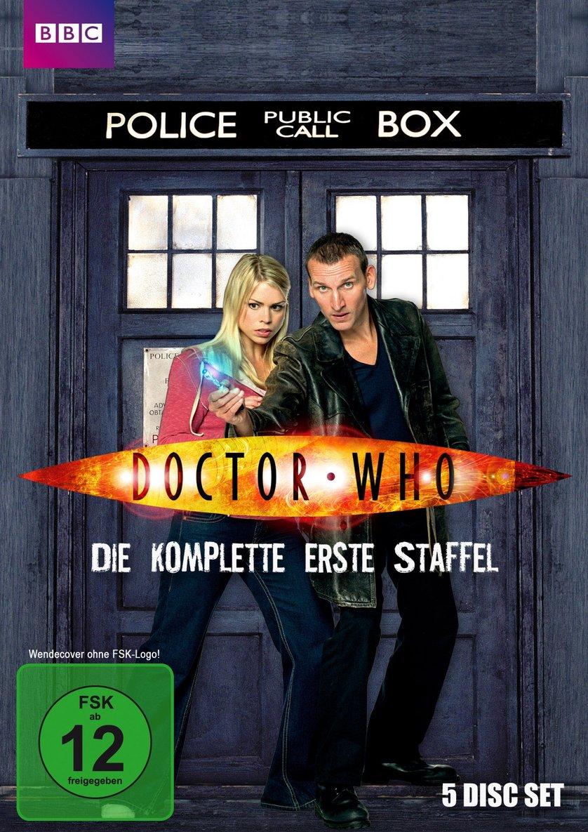 Doctor Who Staffel 1 Dvd Oder Blu Ray Leihen Videobusterde