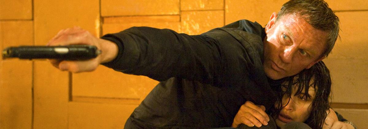 Daniel Craig wieder als Bond: Neuer Starttermin für den 23. James Bond steht fest