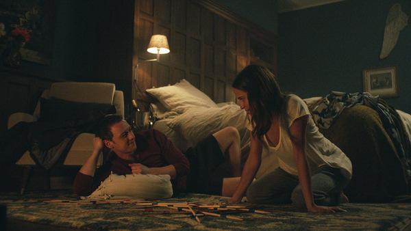 James McAvoy und Alicia Vikander in 'Grenzenlos'