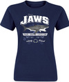 Der weisse Hai Shark Hunting powered by EMP (T-Shirt)
