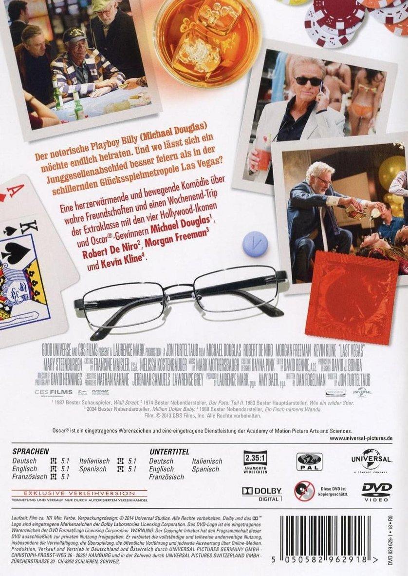 Last Vegas: DVD Oder Blu-ray Leihen