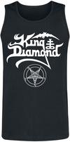 King Diamond Logo powered by EMP (Tank-Top)