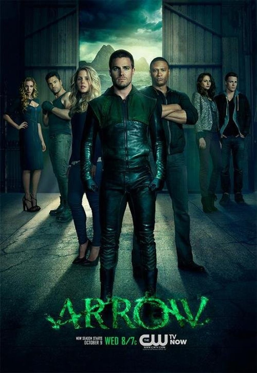 Arrow Staffel 2 Dvd Deutsch