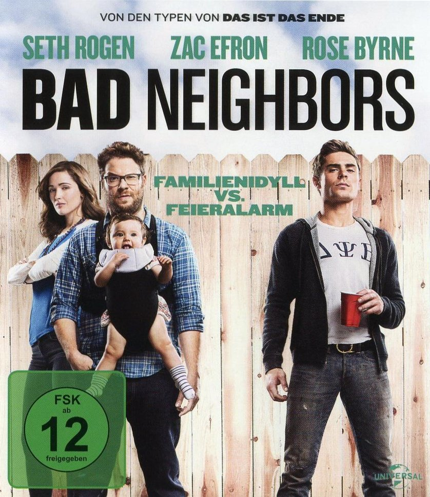bad neighbours stream