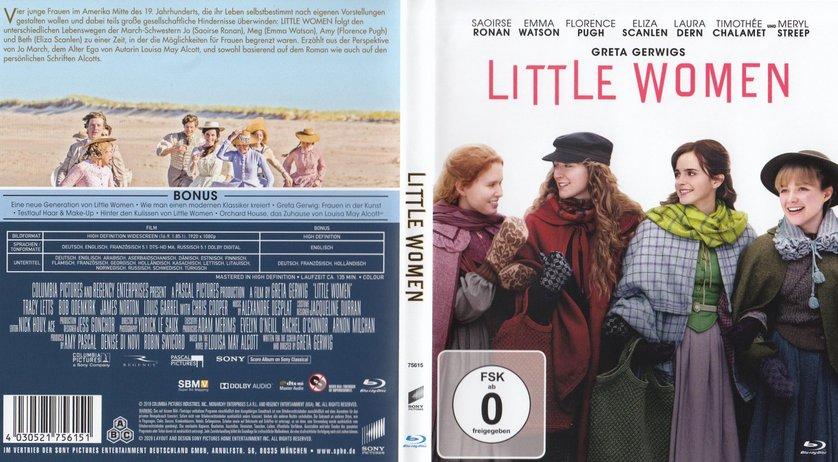 Little Women Dvd Oder Blu Ray Leihen Videobuster De