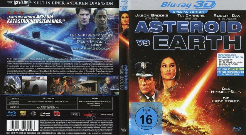 asteroid vs earth dvd - photo #4