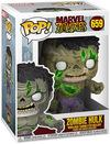 Marvel Zombies - Zombie Hulk Vinyl Figur 659 powered by EMP (Funko Pop!)