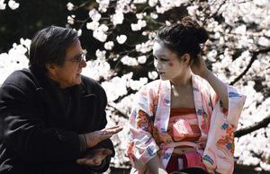 Elmar Wepper in 'Kirschblüten - Hanami'
