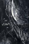 Venom (Marvel) Venom powered by EMP (Poster)