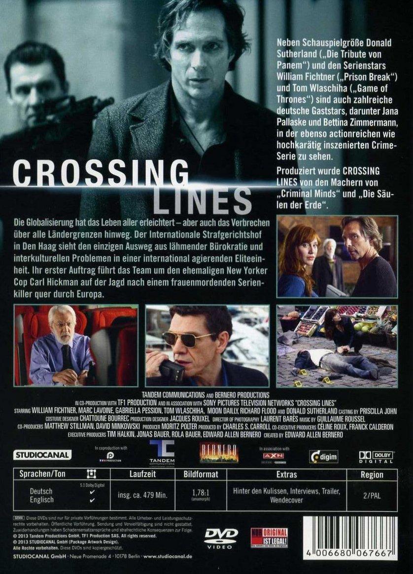Crossing Lines Staffel 4