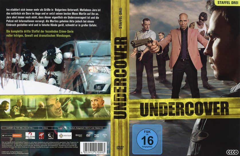 Undercover Serie Staffel 6