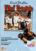 Fünf Freunde 08 - Fünf Freunde auf geheimnisvollen Spuren / im Nebel