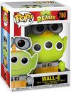 Monster AG Alien Remix - Wall-E Vinyl Figur 760 powered by EMP (Funko Pop!)