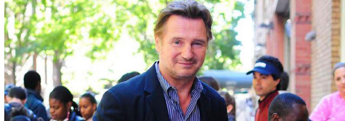 Liam Neeson: Neeson warnt: Schauspielerei kein Zuckerschlecken