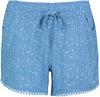 Fresh Made Pompon Shorts Short blau weiß powered by EMP (Short)