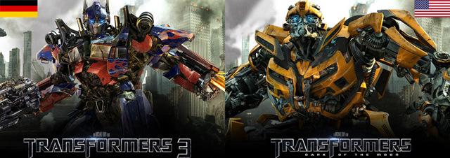Kino-Top-10 Deutschland+USA: Autobots und Decepticons thronen über den Kinohits