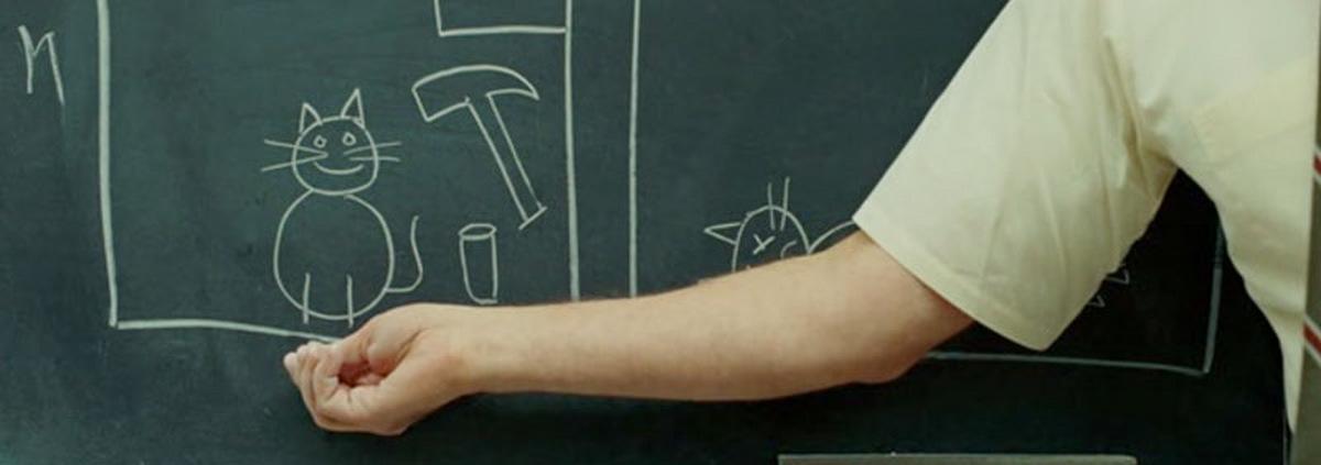 A Serious Man - Ein Coen Film: Nimm in Einfachheit alles hin, was dir widerfährt