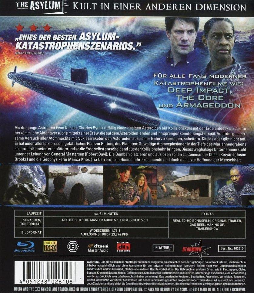 asteroid vs earth dvd - photo #14