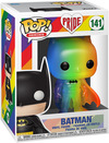 Batman Pride 2020 - Batman (Rainbow) Vinyl Figur 141 powered by EMP (Funko Pop!)