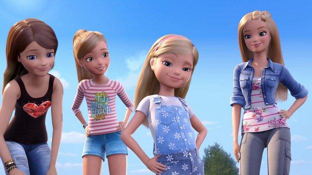 Barbie und ihre Schwestern in Das große Hundeabenteuer