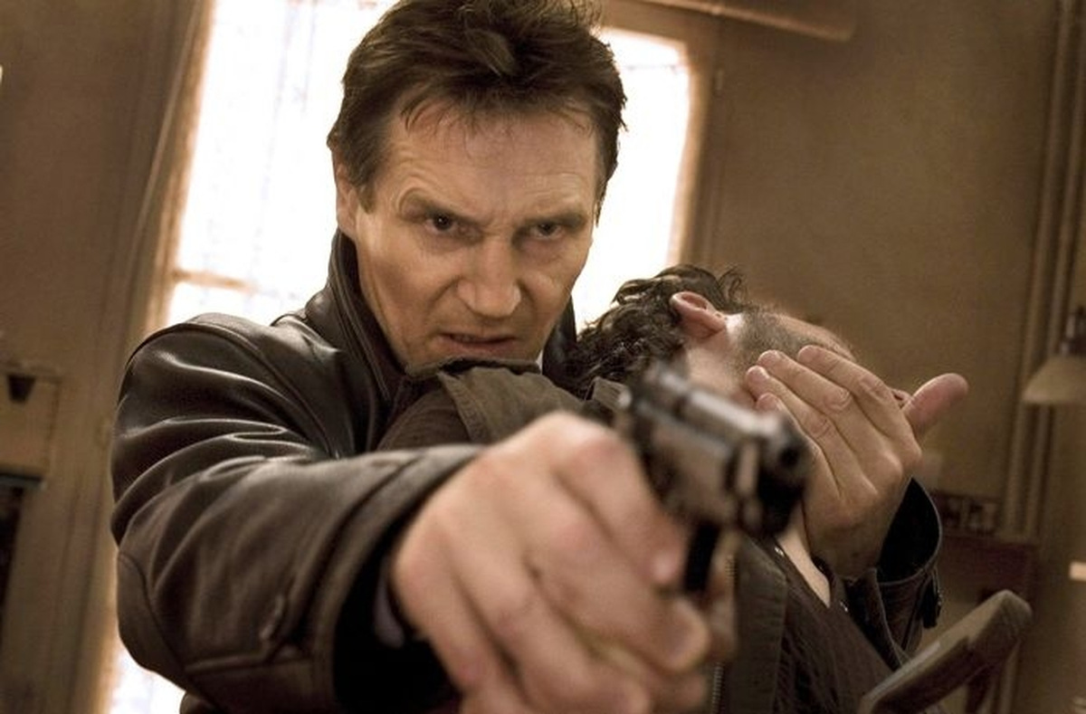 Liam Neeson in '96 Hours' © 20th Century Fox Home Entertainment 2008