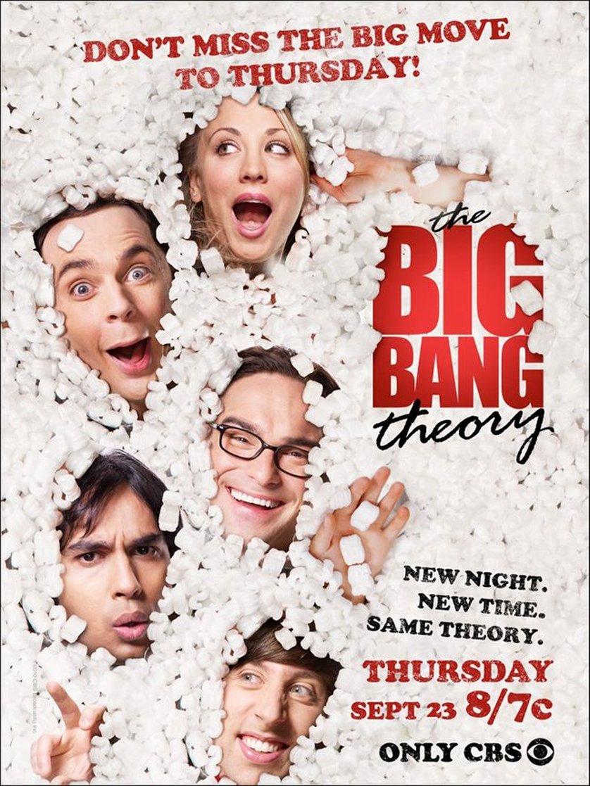 The Big Bang Theory Staffel 2