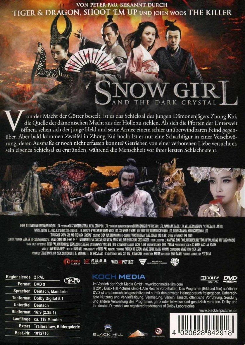 Snow Girl And The Dark Crystal Stream Deutsch