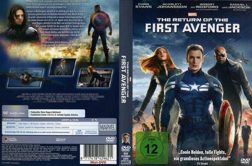 Captain America Return Of The First Avenger Stream