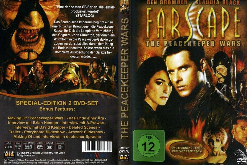farscape staffel 4 deutsch