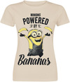 Minions Powered by Bananas powered by EMP (T-Shirt)